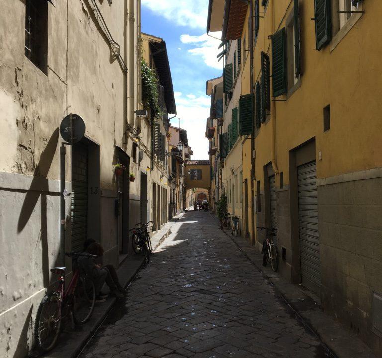 イタリアにいた、おっちゃん