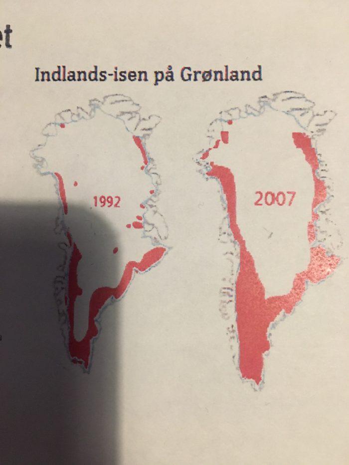 あのグリーンランドと、デンマーク