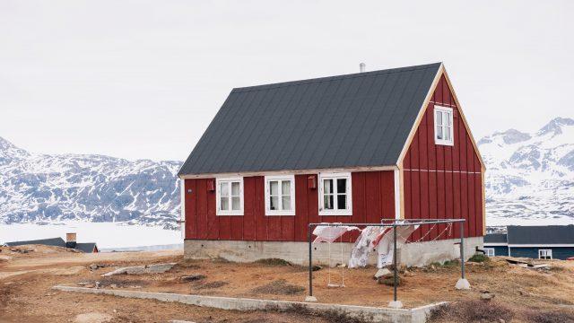 グリーンランドと日本の似ているところ