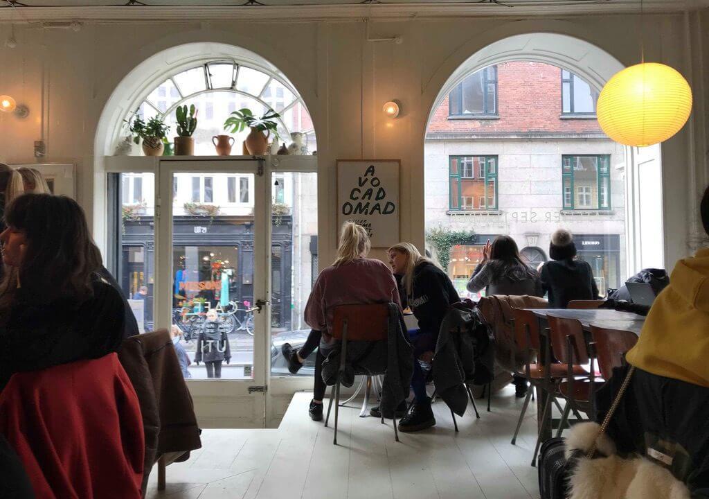 コペンハーゲンのおすすめカフェ「atelier september」