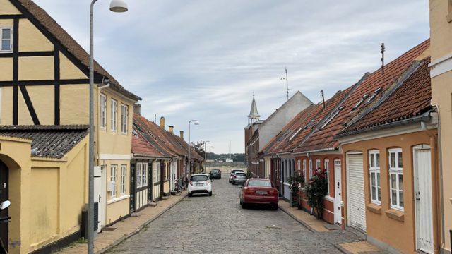 【デンマーク国内旅】まずはFaaborgから!