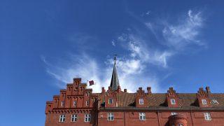 デンマークで一番古い住宅?TRANEKÆR CASTLEに入れなかった