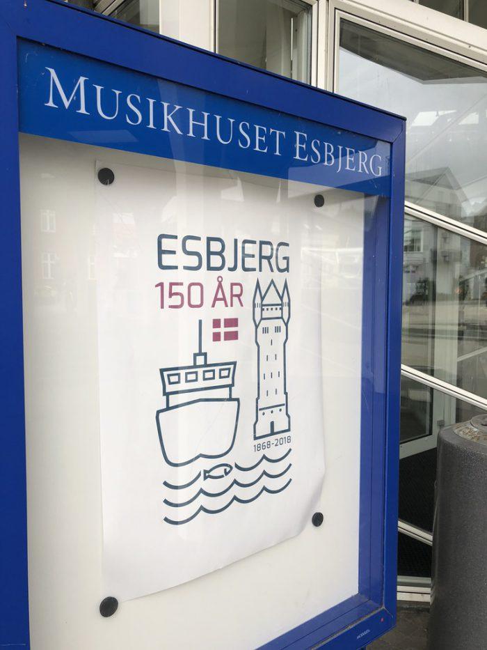エスビャウは港建設決定から150周年
