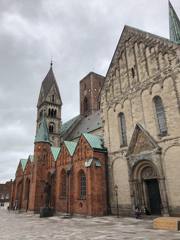 リーベ大聖堂(Ribe Cathedral)の外観