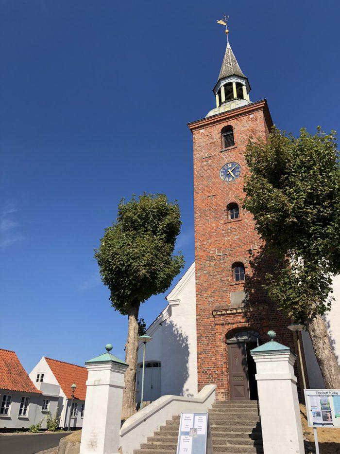 エーベルトフトの教会