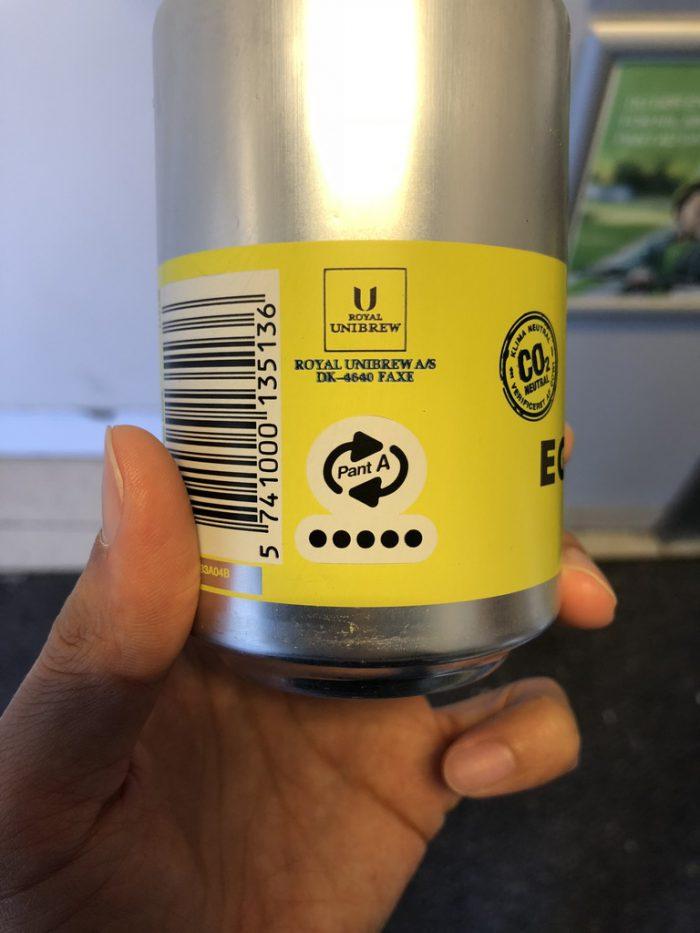 PantAの空き缶