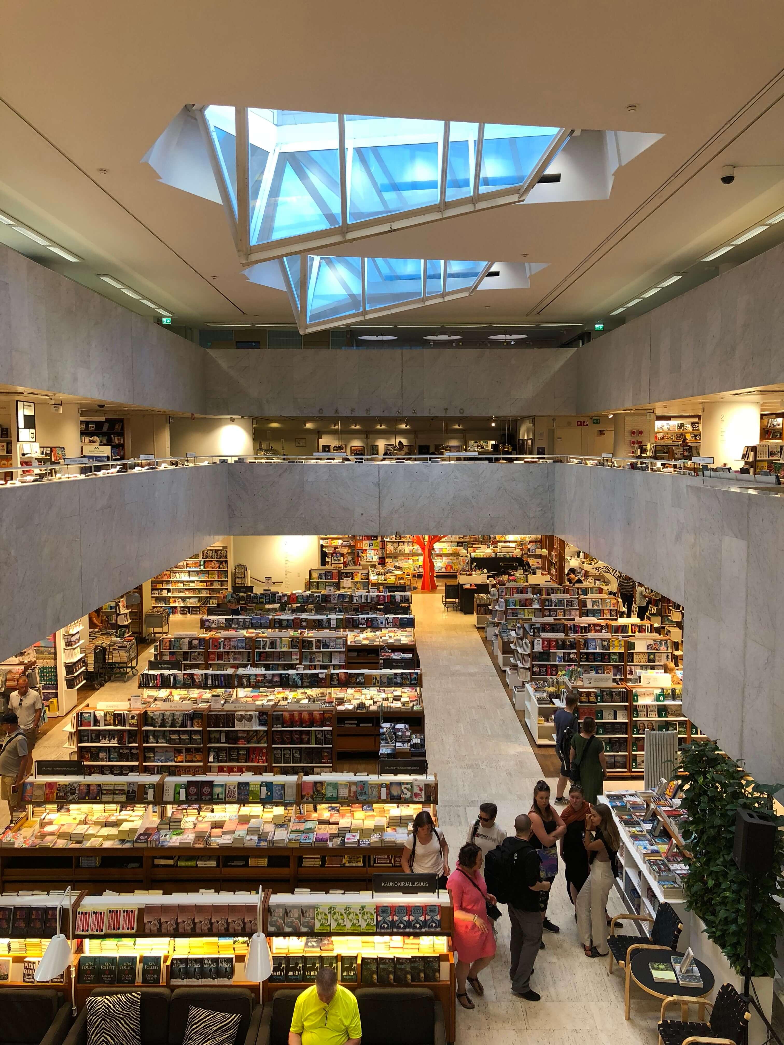 これがアカデミア書店だ!