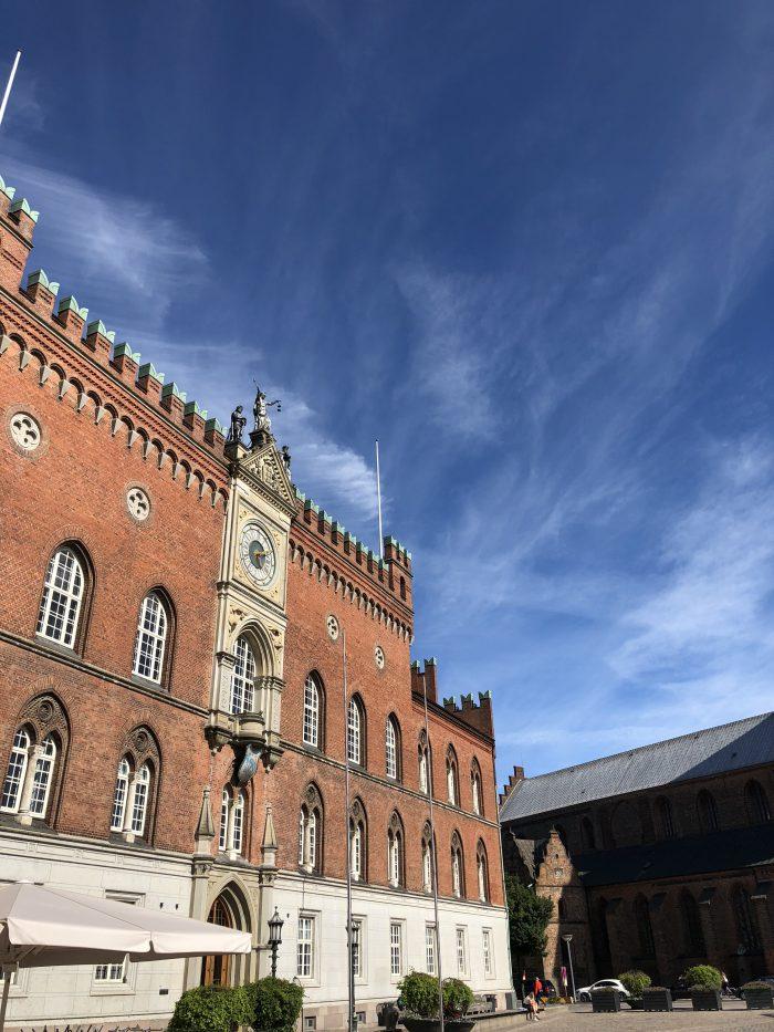 オーデンセ市庁舎