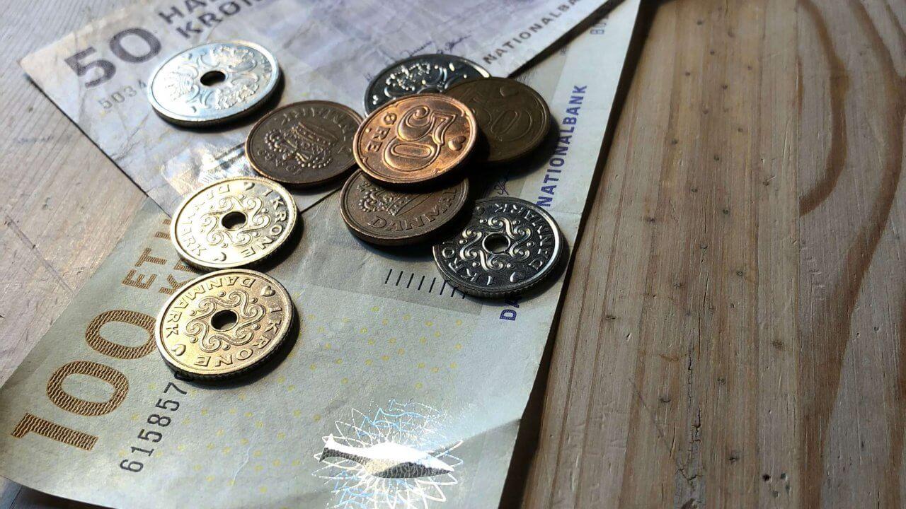 デンマークのお金