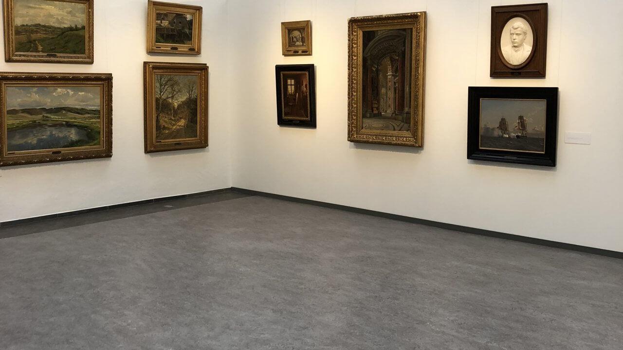 アートの展示
