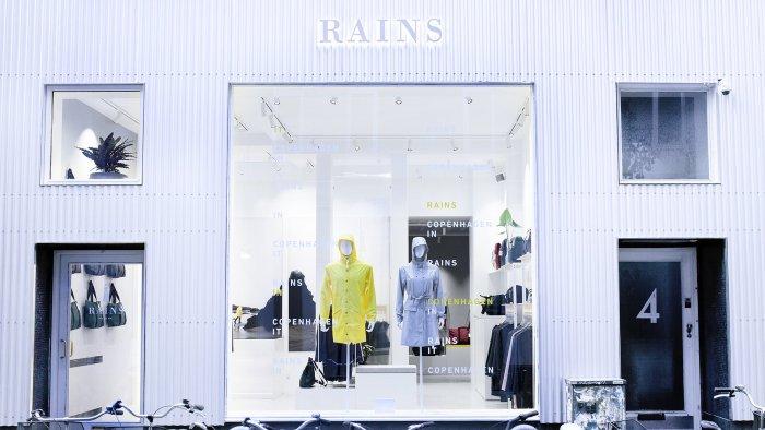RAINS COPENHAGEN
