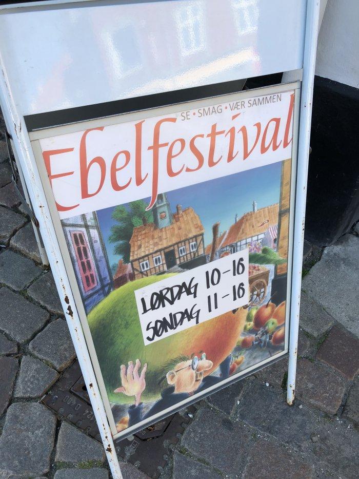 りんご祭り「Ebelfestival」