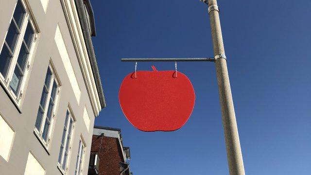 エーベルトフトのりんご祭り「Ebelfestival」に行ってきました