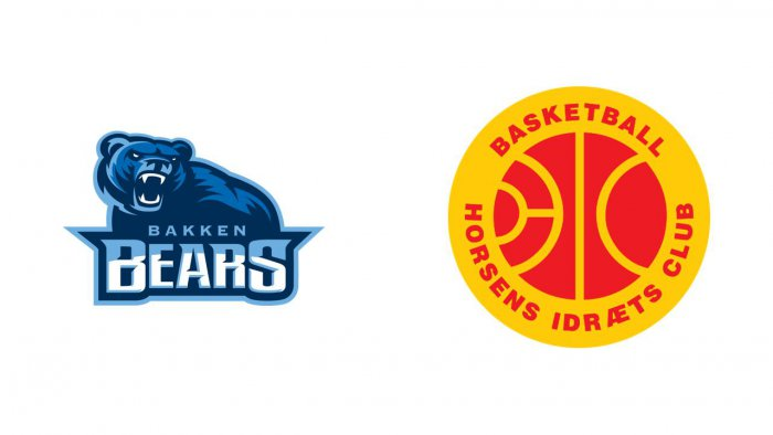 「Bakken Bears」vs「Horsens IC」
