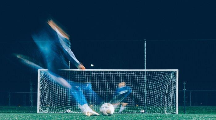 デンマークではサッカーが人気?