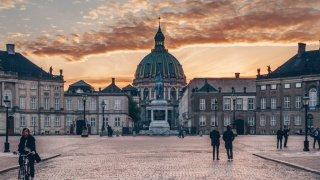 アマリエンボー宮殿 - 元々は貴族のために作られた