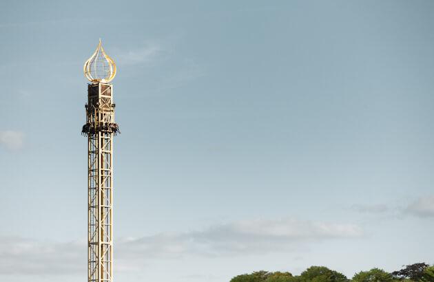 チボリ公園 - THE GOLDEN TOWER