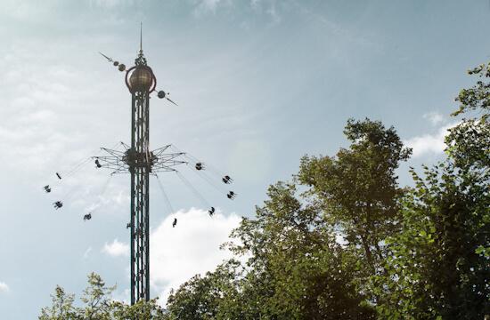 チボリ公園 - The Star Flyer