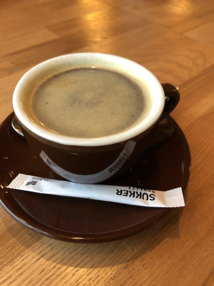 Panama Caféのコーヒー