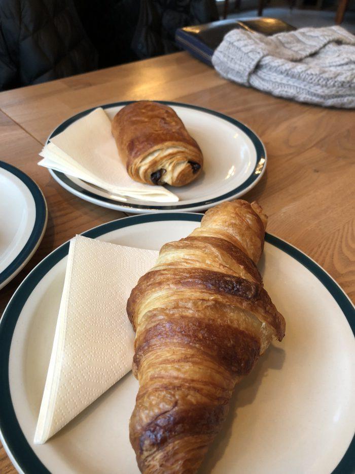 Panama Caféのパン