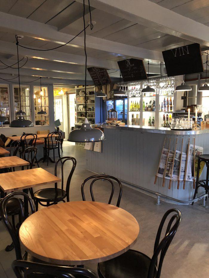 Panama Caféの店内