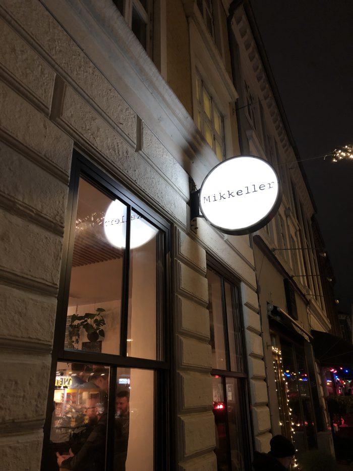 ミッケラーバー(Mikkeller bar) オーフス店