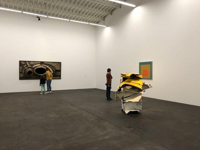 ハンブルガー・バーンホフ美術館
