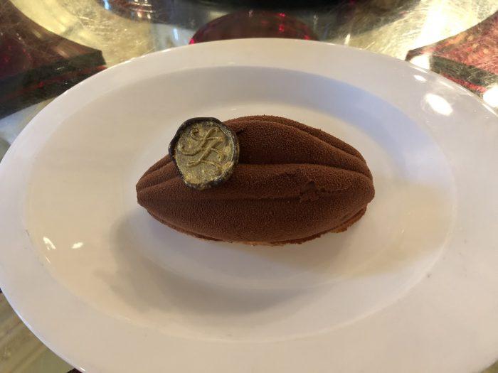 ニューヨークカフェのチョコレートケーキ