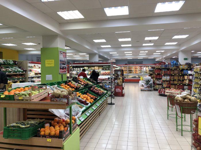 クロアチア物価はそんなに安くなかった・・・(写真はの現地のスーパー)