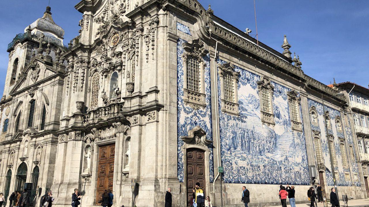 カルモ教会(ポルト)