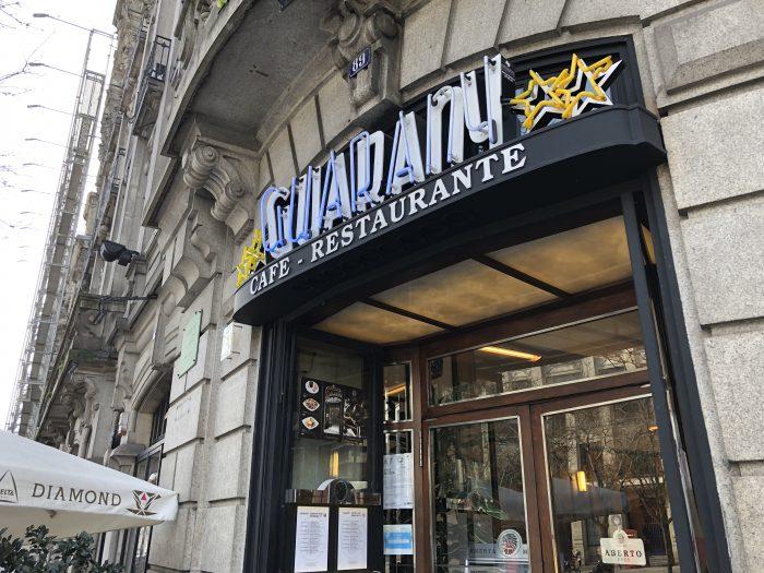 Café Guarany(ポルト)