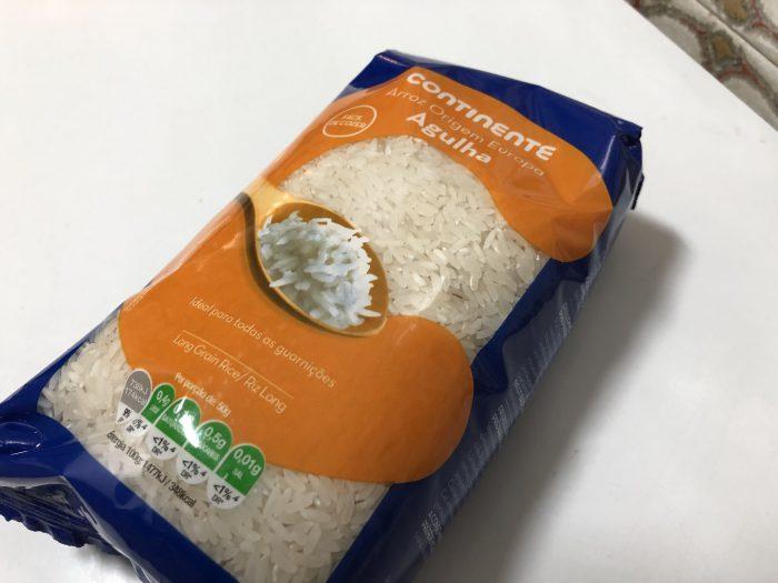 もちろん買います、米。