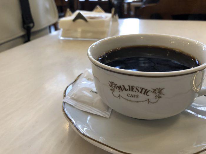 コーヒー(Majestic Cafe)
