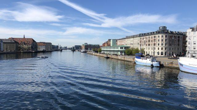 デンマークに戻ってきました!