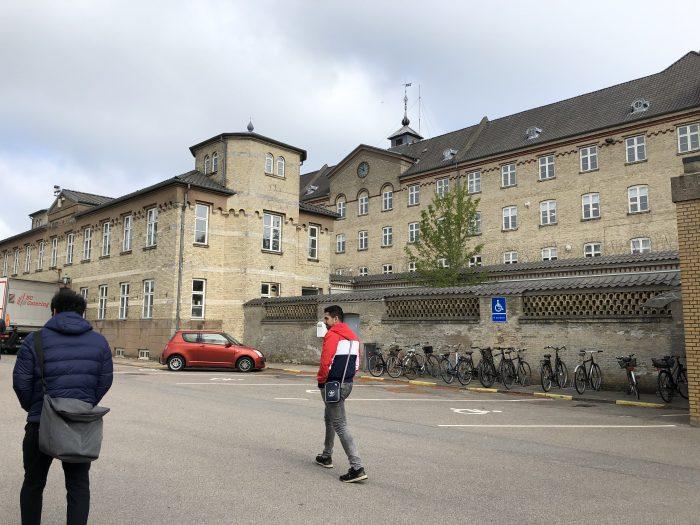150年以上も使われていたホーセンス刑務所