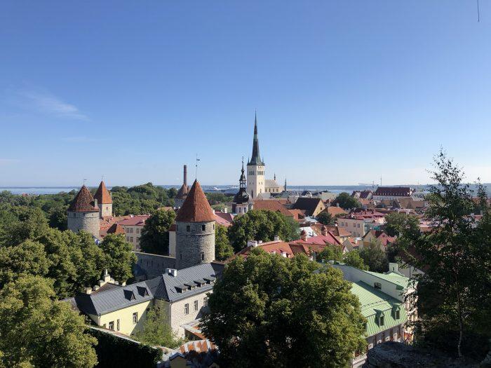 タリンはエストニアの首都