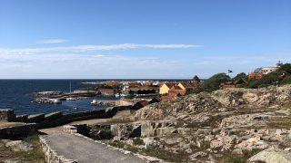 【デンマーク】要塞が残る島、「クリスチャンスー」と「フレデリクスー」。