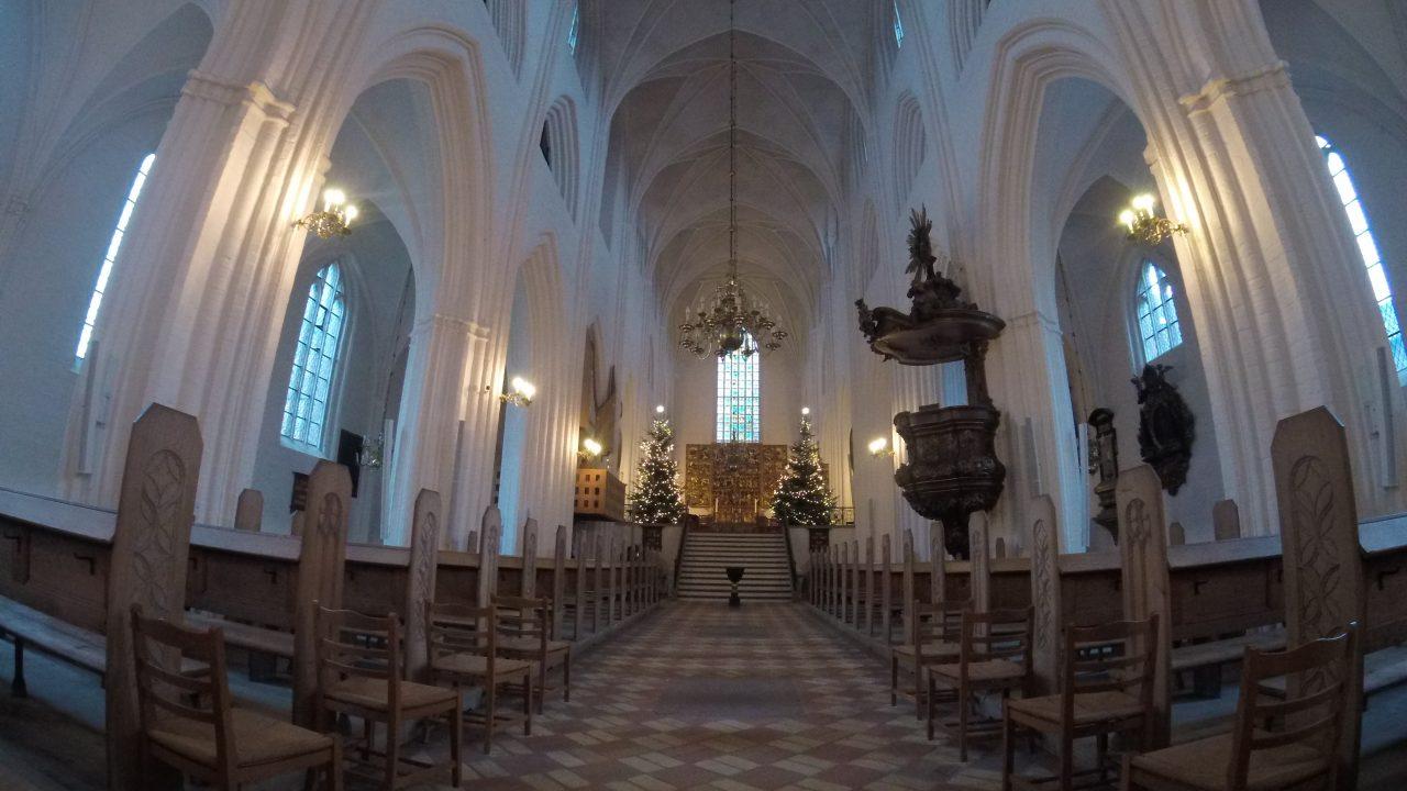 オーデンセにある「聖クヌード教会」