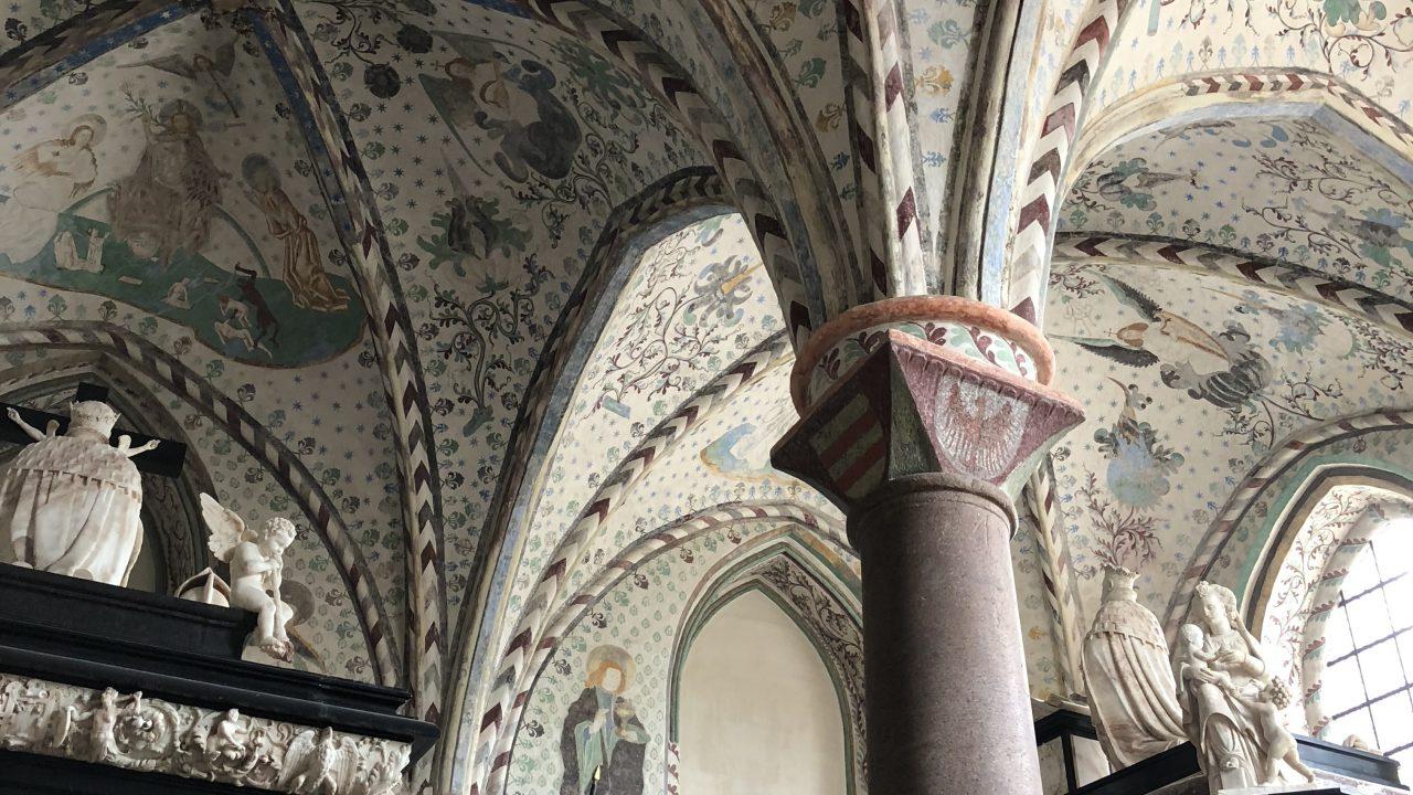 世界遺産のロスキレ大聖堂はデンマークの人気スポット