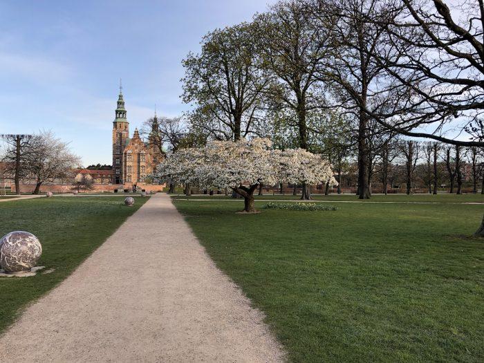死場所に選ぶほどクリスチャン4世が愛したローゼンボー城