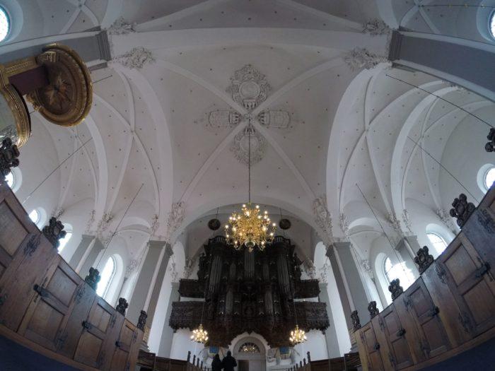 救世主教会のパイプオルガン