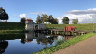コペンハーゲンにあるカステレット要塞
