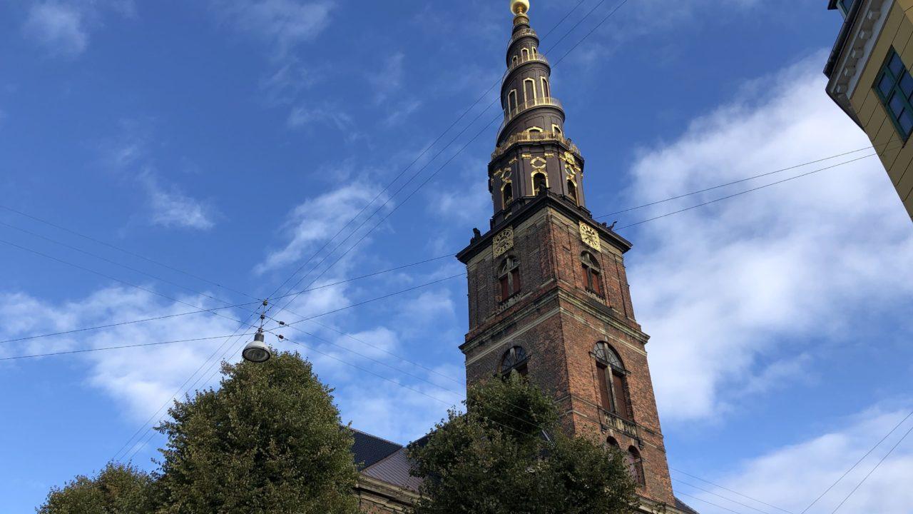 コペンハーゲンの救世主教会