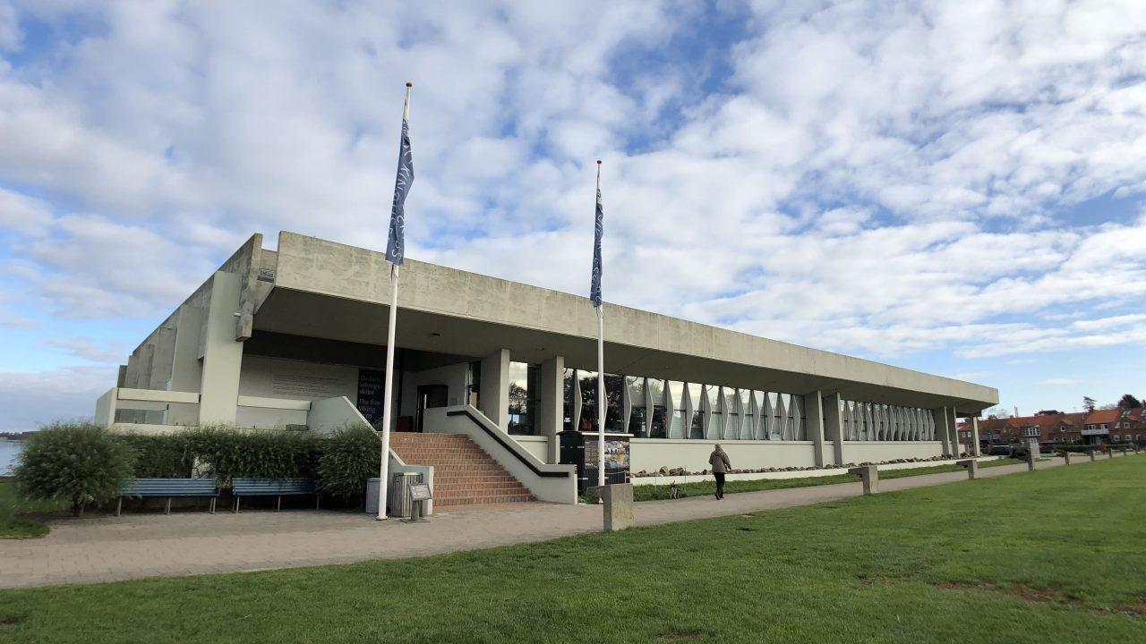 ロスキレにあるヴァイキング船博物館