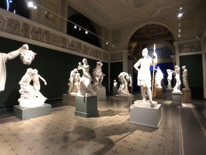 120年以上の歴史があるニューカールスベア美術館